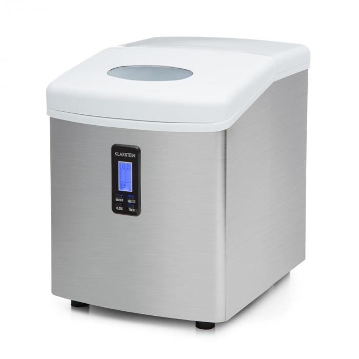 Mr Silver Frost Ice Maker 150w Stainless Steel